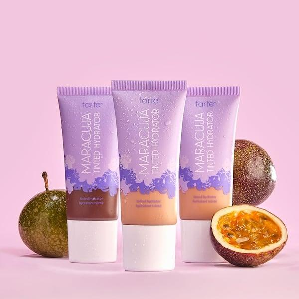 <p>Customers can't get enough of the <span>Tarte Maracuja Hydrating Tinted Moisturizer</span> ($29). It comes in 20 shades, and feels super lightweight on the skin. Plus, it's vegan.</p>