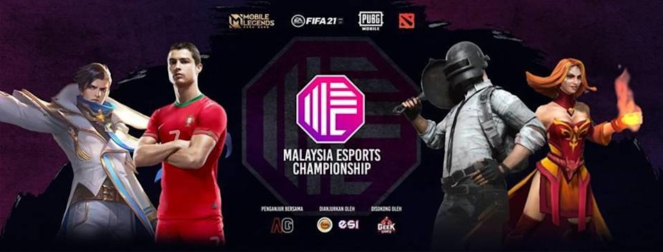 Malaysia Esports Championship (Photo: Esports Integrated)