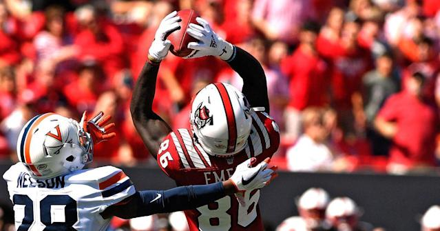 NC State has the depth at receiver to overcome key departures