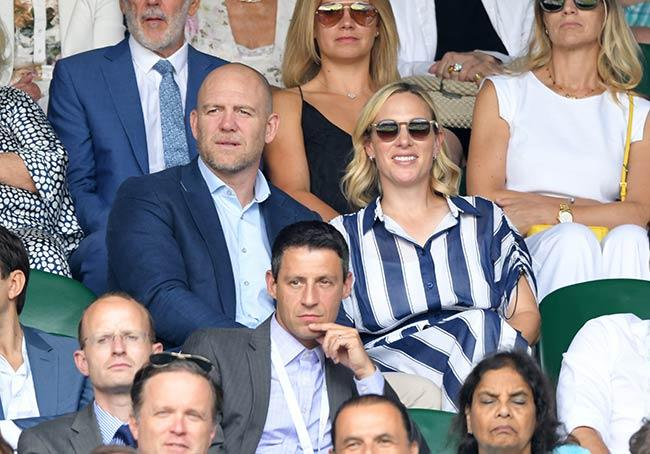 zara-and-mike-at-wimbledon
