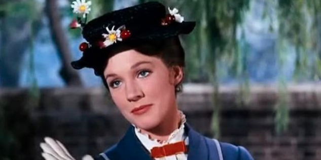 Julie Andrews played the iconic character in the 1964 classic. Source: Disney