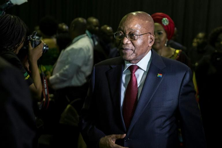 S. Africa: Zuma's state of nation address postponed