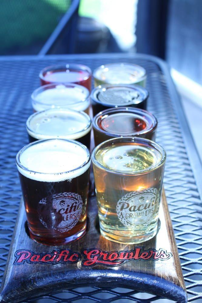 """<p><a href=""""http://www.yelp.com/biz/pacific-growlers-taphouse-beaverton"""" rel=""""nofollow noopener"""" target=""""_blank"""" data-ylk=""""slk:Pacific Growler's Taphouse"""" class=""""link rapid-noclick-resp"""">Pacific Growler's Taphouse</a>, Southwest Portland</p><p>""""I like the people and the atmosphere - laid-back & fun, the staff and owner are funny, good natured and interact with the patrons as well. Lots of selection of drinks, and doggies are welcome inside. Just good people, good drinks and a good place!"""" - Yelp user <a href=""""https://www.yelp.com/user_details?userid=21titpnSvwBd6gzTf1Ccgg"""" rel=""""nofollow noopener"""" target=""""_blank"""" data-ylk=""""slk:Regan V."""" class=""""link rapid-noclick-resp"""">Regan V.</a></p>"""