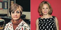 <p>Just looking at this <em>Strangers With Candy</em> star when she's in character, you might have no clue which actress it is. But Amy Sedaris, sans all the heavy eyeshadow, goofy clothes, and silly facial expressions, looks like a totally different person IRL.</p>