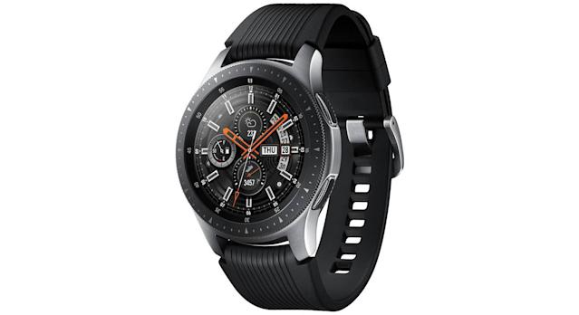 Samsung Galaxy 46mm Smart Watch