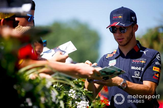 """Pierre Gasly, Red Bull Racing <span class=""""copyright"""">Andrew Hone / Motorsport Images</span>"""