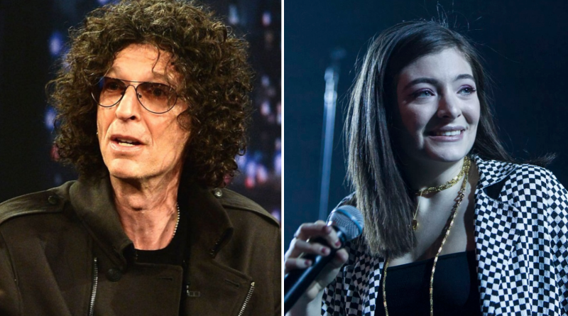 Stern's profanity-laden rant against the pop singer asks why she'll play in Russia, but not Israel.
