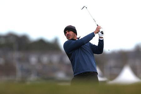 FILE PHOTO: Golf - European Tour - Alfred Dunhill Links Championship - Carnoustie, Britain - October 5, 2018 USA's Brooks Koepka during the second round Action Images via Reuters/Lee Smith