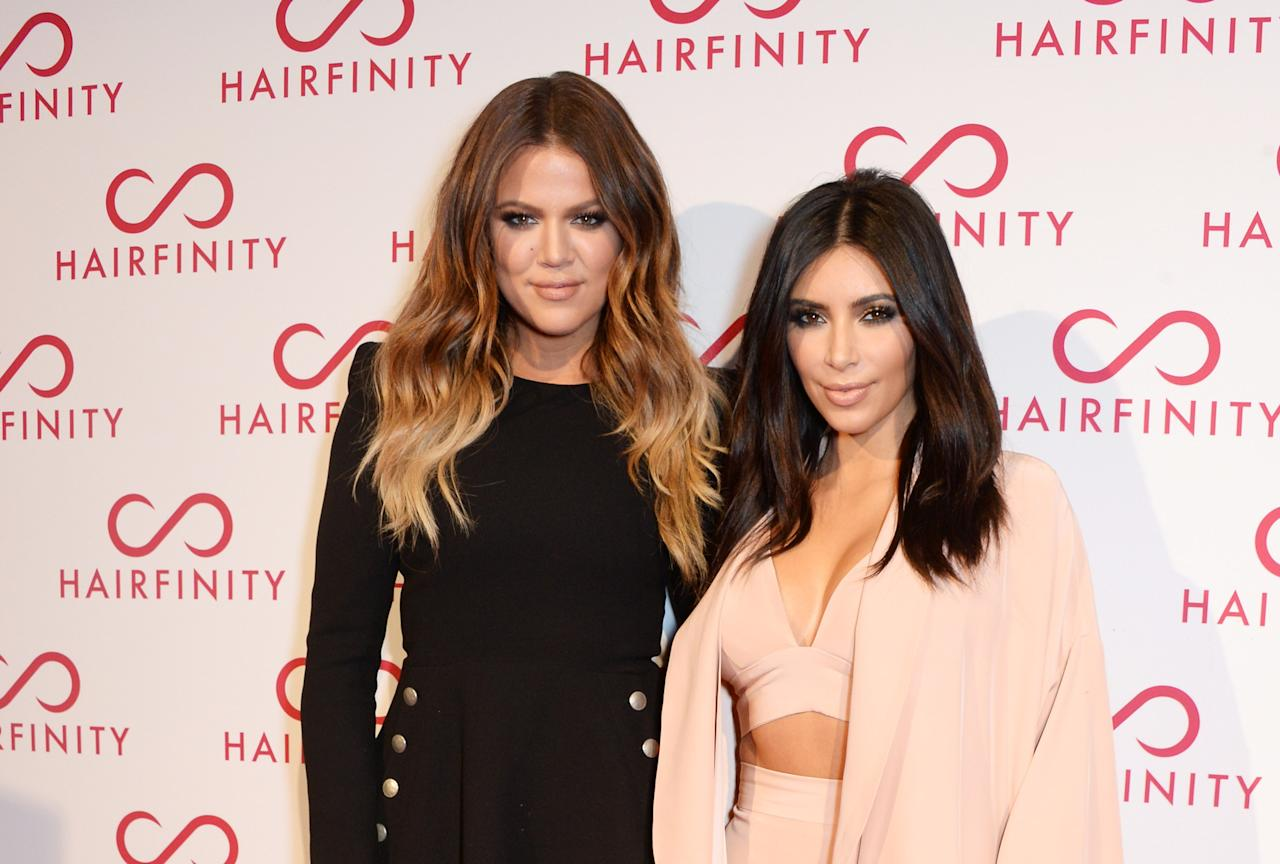 """<p>Kim recalled that she got her first period at a movie theater. """"I was with Rob and [Caitlin] and we had just come back from riding horses for Khloé's birthday. And I just didn't know what to do."""" Khloé added: """"Kim and I were both with Rob when we first got our periods…it probably scarred him for life!"""" Khloé wrote on her blog. """"He can pretty much handle anything now — he's totally going to be that husband buying tampons for his wife."""" We'll have to check with Chyna about that one!</p>"""
