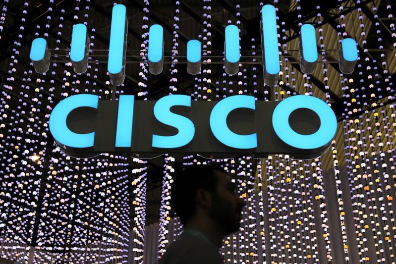 Cisco forecast disappoints as global worries weigh on client spending