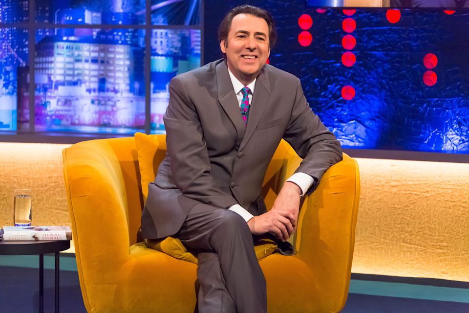 Jonathan Ross (Photo: Brian J Ritchie/Hotsauce/Shutterstock)