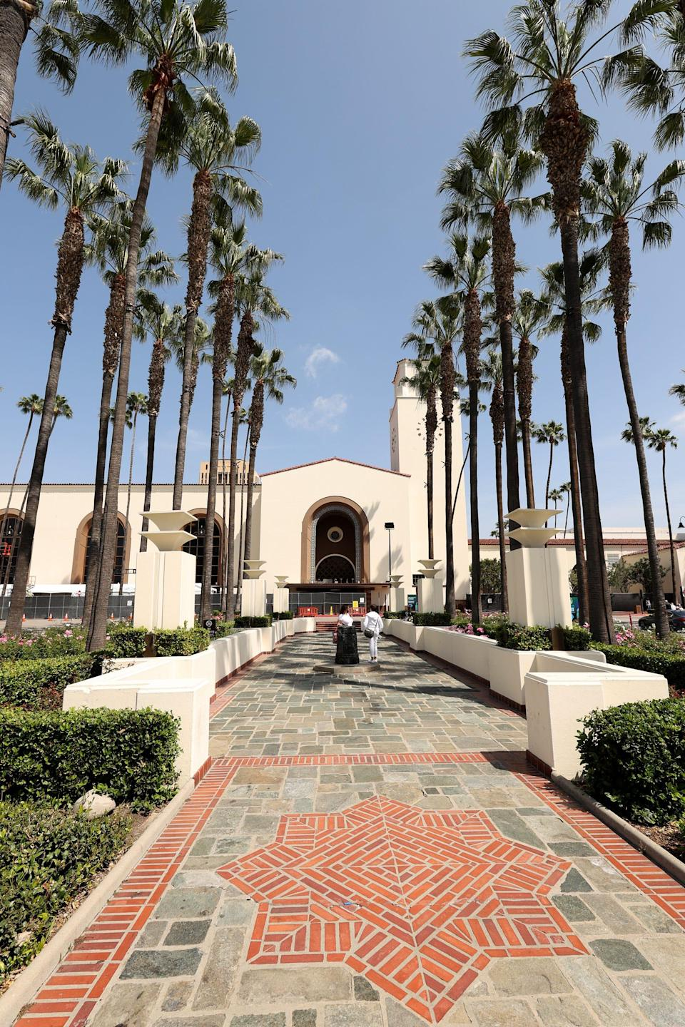Union Station will serve as the primary location for the 93rd Annual Academy Awards that will air on April 25.