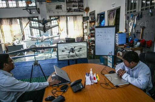 The Myanmar project's cameras will take near-continuous images from space that will be turned into 3-D models of typhoons or disaster-stricken areas