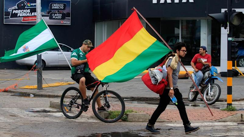 Bolivia's President Evo Morales has agreed to resign, after a call from the military
