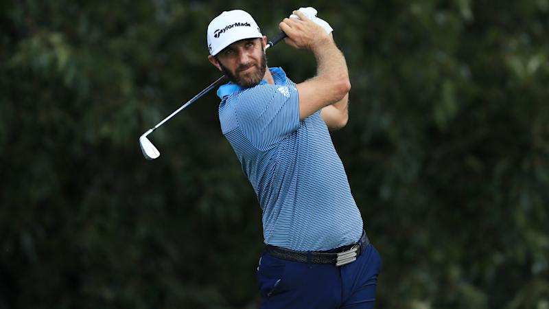 Tour Championship: Dustin Johnson, Jon Rahm share lead; Rory McIlroy charges into contention