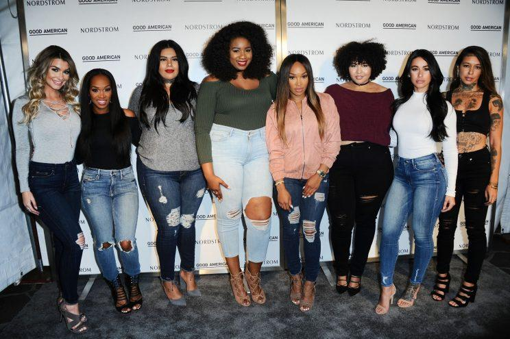 877de77260c61 Khloé Kardashian's New Denim Line Is for 'All the Girls With Hips ...