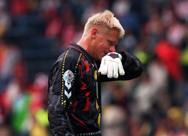 Peter Schmeichel was part of the Denmark side that won Euro 92 (John Giles/PA)