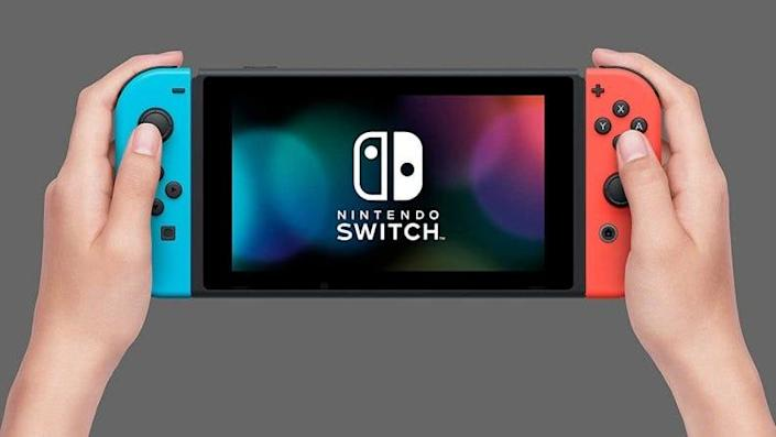 For the grad who games: Nintendo Switch