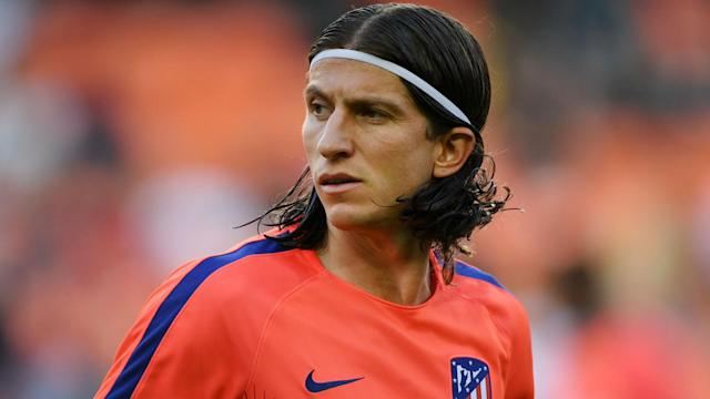 Atletico Madrid have bid farewell to the long-serving Filipe Luis, a member of their title-winning 2013-14 team.