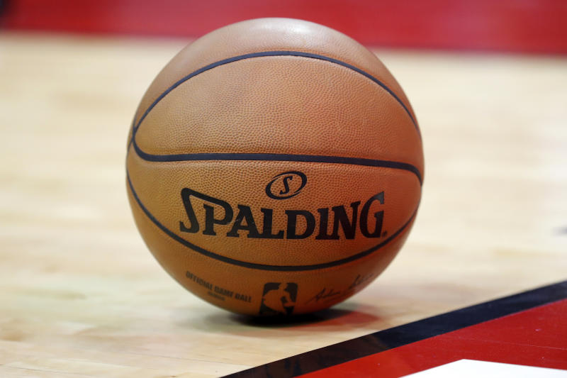 Should the NBA consider pursuing rapid COVID-19 testing as resources remain limited? (Photo by Tim Warner/Getty Images)