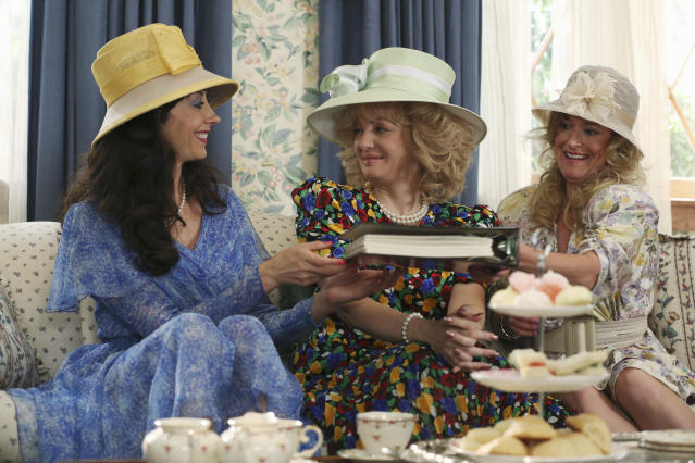 "<p>In the<em> Goldbergs</em> episode ""The Facts of Bleeping Life,"" we found out that matriarch Beverly (Wendi McClendon-Covey) was a Charles and Diana fanatic, and that the royal wedding even inspired her to renew her vows with Murray (Jeff Garlin). ""It was 1980-something, and America had its latest obsession — the Royal Wedding. And no one was more into Prince Chuck and Lady Di than my mom,"" narrated young Adam Goldberg, as his mom pondered over what it would be like to be married to someone as regal and majestic as Prince Charles.<br>(Photo: Getty Images) </p>"