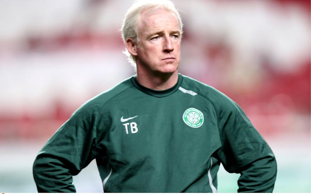 Tommy Burns - Credit: Action Images