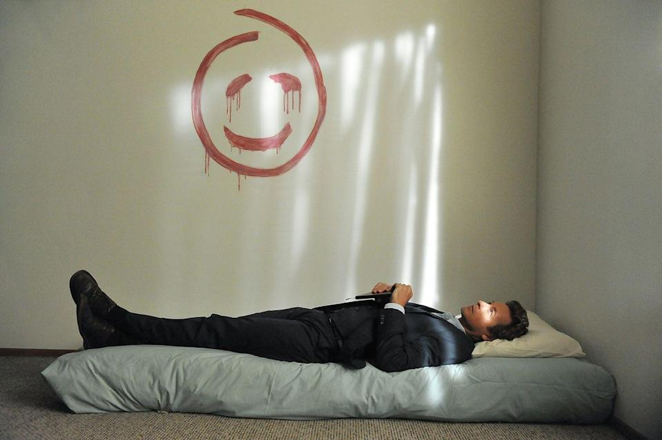 """<p>Though the writers weren't sure who Red John would turn out to be, they'd always planned for Jane to get his revenge. """"Certainly I never considered any other ending,"""" creator Bruno Heller shared with <a href=""""https://www.hollywoodreporter.com/live-feed/mentalist-red-johns-fate-revealed-659592"""" rel=""""nofollow noopener"""" target=""""_blank"""" data-ylk=""""slk:The Hollywood Reporter"""" class=""""link rapid-noclick-resp""""><em>The Hollywood Reporter</em></a>. """"It would've been almost dishonest not to take that as the conclusion of that particular chapter.""""</p>"""