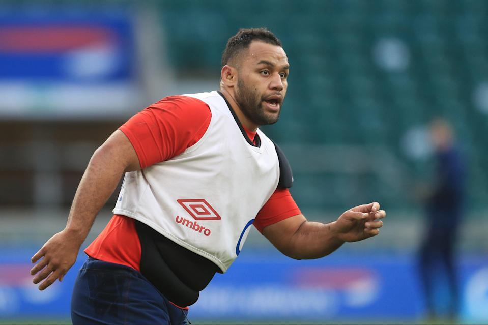 "<p>Vunipola: ""I was almost feeling sorry for myself.""</p> (POOL/AFP via Getty Images)"
