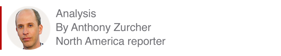 Analysis box by Anthony Zurcher, North America reporter