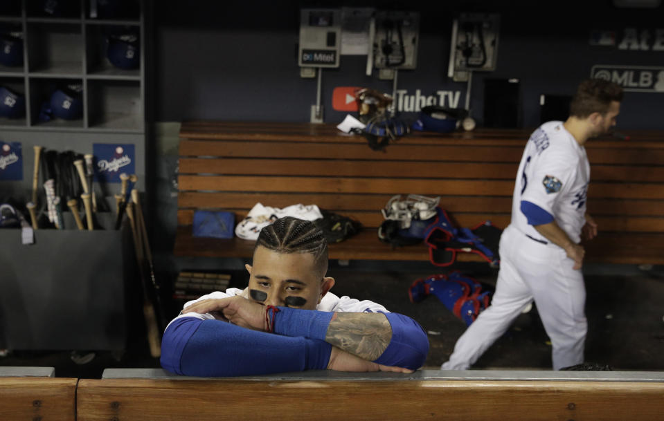 The Dodgers lost again in the World Series. (AP Photo/Jae C. Hong)