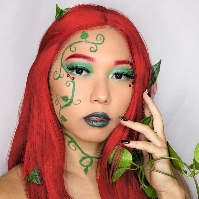 "<p>Who knew there were so many red-haired superheros? You can get really fun and creative with your eye makeup on this one.</p><p><a class=""link rapid-noclick-resp"" href=""https://www.amazon.com/California-Costumes-Womens-Eye-Candy/dp/B00IOHNIVO/?tag=syn-yahoo-20&ascsubtag=%5Bartid%7C10055.g.34302275%5Bsrc%7Cyahoo-us"" rel=""nofollow noopener"" target=""_blank"" data-ylk=""slk:SHOP POISON IVY COSTUME"">SHOP POISON IVY COSTUME </a></p><p><a href=""https://www.instagram.com/p/CF7-84_p0_g/&hidecaption=true"" rel=""nofollow noopener"" target=""_blank"" data-ylk=""slk:See the original post on Instagram"" class=""link rapid-noclick-resp"">See the original post on Instagram</a></p>"