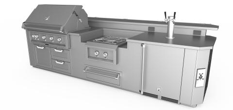 Hestan Reveals Latest Additions To Award Winning Outdoor Line At