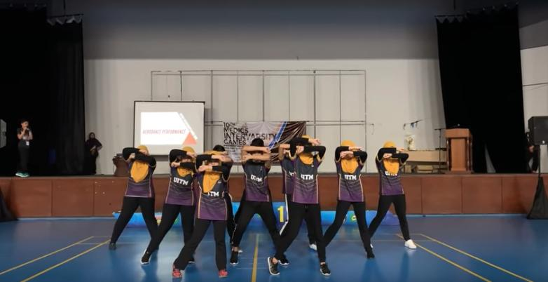 Get in Formation: UiTM students bring it in dance