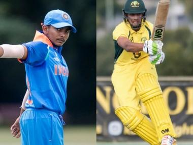 ICC Under-19 World Cup 2018, LIVE Cricket Score, India vs Australia at Mount Maunganui: AUS lose half their side