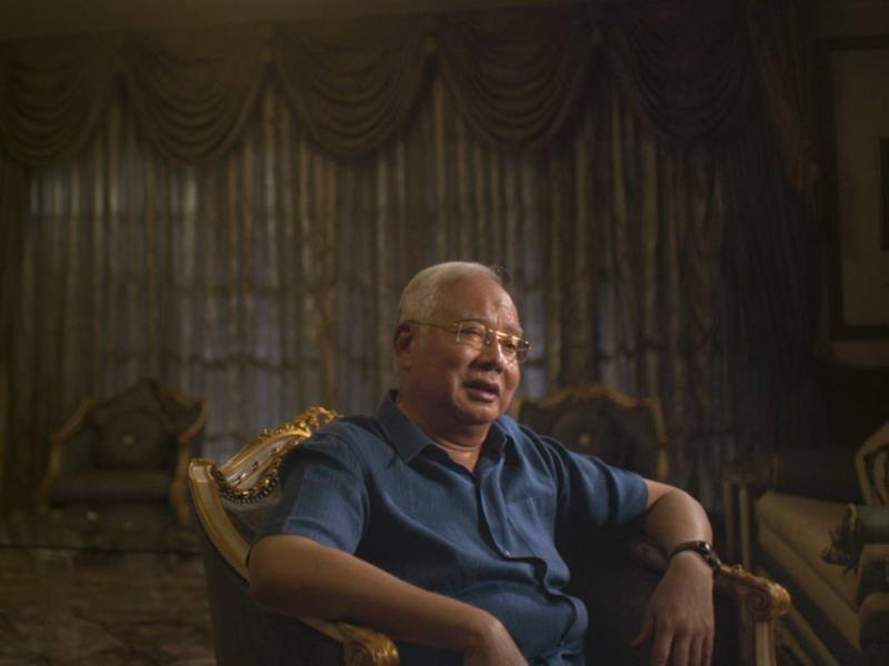 """Dirty Money 2"" will feature an exclusive interview with former prime minister Datuk Seri Najib Razak."