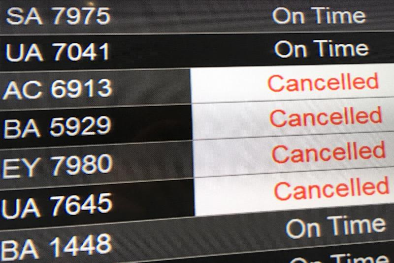 Going places? Thousands of flights and millions of holidays have been cancelled: Simon Calder