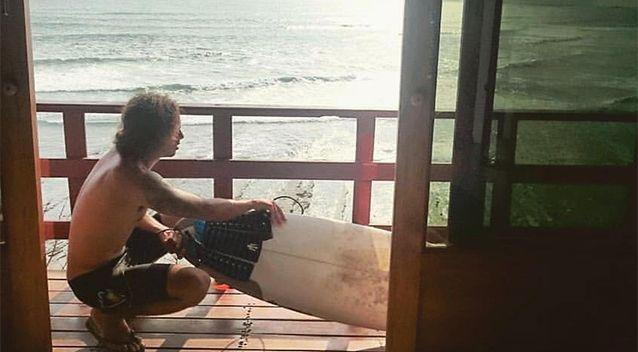 A body that washed up on a Bali beach is believed to be that of Australian surfer Jae Haydon. Source: Facebook / Jae Haydon