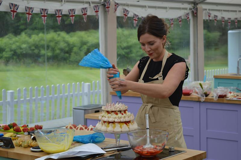 Last night, after a gruelling ten-week competition, the seventh season of the Great British Bake Off was won by Candice Brown (pictured), a 31-year-old phys. ed. teacher from Bedfordshire   TBC—BBC/Love Productions