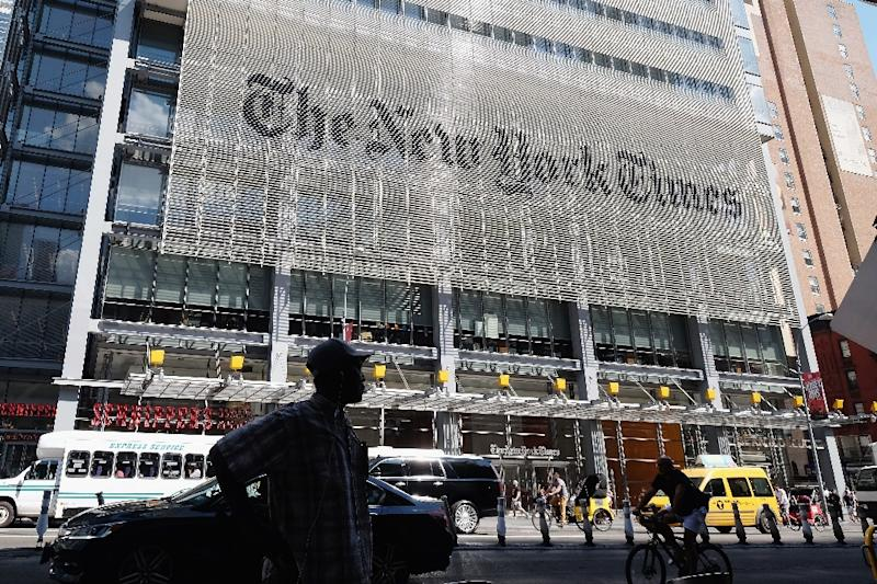 Apple Pulls New York Times App From China Store