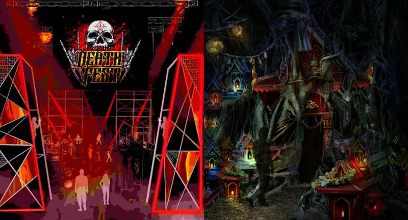 Universal Studios Singapore Halloween Horror Nights 2019.Halloween Horror Nights Returns This Year With A Death Metal
