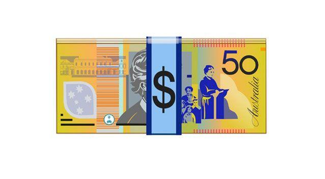The proposed Australian $50 note to be added to the list of emojis. Source: Greater Bank