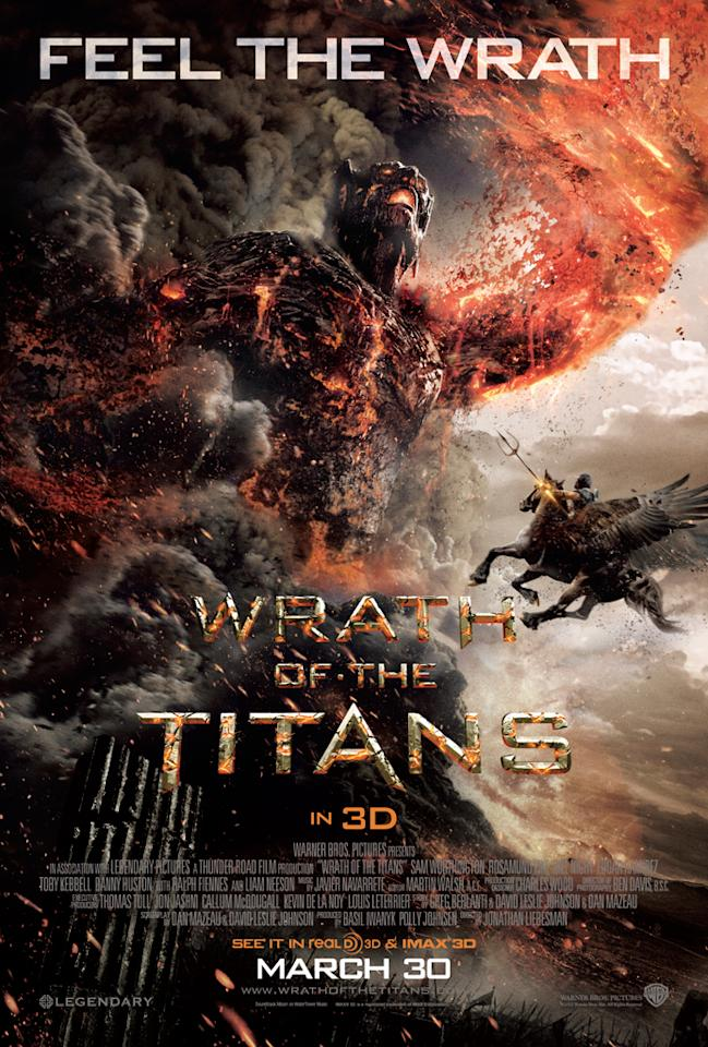 """Warner Bros. Pictures' <a href=""""http://movies.yahoo.com/movie/wrath-of-the-titans/"""">Wrath of the Titans</a> - 2012"""