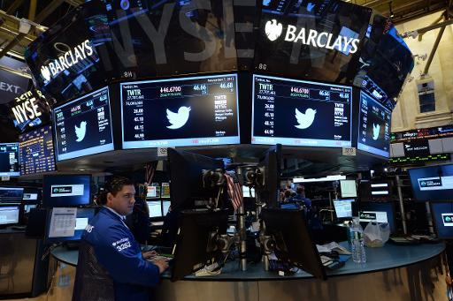 Twitter tumbles as user growth disappoints