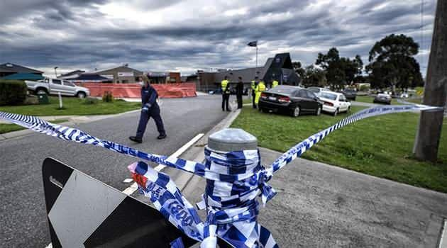 The family of a teenage terror suspect shot dead at Endeavour Hills in Melbourne are shocked by what happened and want answers about how he became radicalised, police say. Photo: AAP