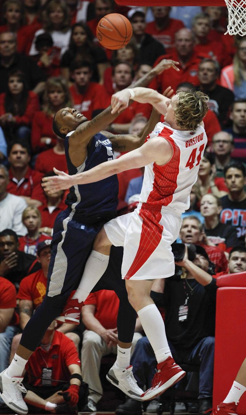 Bairstow key part of No. 25 New Mexico's success