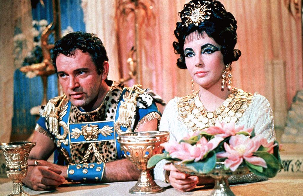 """MISS: <a href=""""http://movies.yahoo.com/movie/contributor/1800022021"""">Elizabeth Taylor</a> and <a href=""""http://movies.yahoo.com/movie/contributor/1800010943"""">Richard Burton</a>, <a href=""""http://movies.yahoo.com/movie/1800048531/info"""">Cleopatra</a>  Liz and Richard were the Brangelina of the Kennedy era. They met, fell in love and carried on a very public affair even though Liz was already married to Eddie Fisher. The scandal rocked the production of """"Cleopatra."""" The film's failure can't be on them. It was preposterously over budget. Even though it was the top-grossing movie of 1963, it still didn't make back half of its budget. Liz and Richard did go on to get married. Twice."""