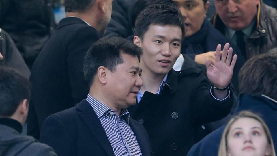 Zhang Jindong   Emilio Andreoli/Getty Images