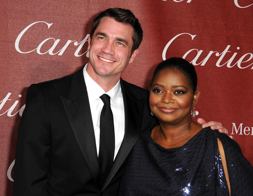 "<a href=""http://movies.yahoo.com/movie/contributor/1800279780"">Tate Taylor</a> and <a href=""http://movies.yahoo.com/movie/contributor/1800343317"">Octavia Spencer</a> attend the 23rd Annual Palm Springs Film Festival awards gala on January 7,2012."