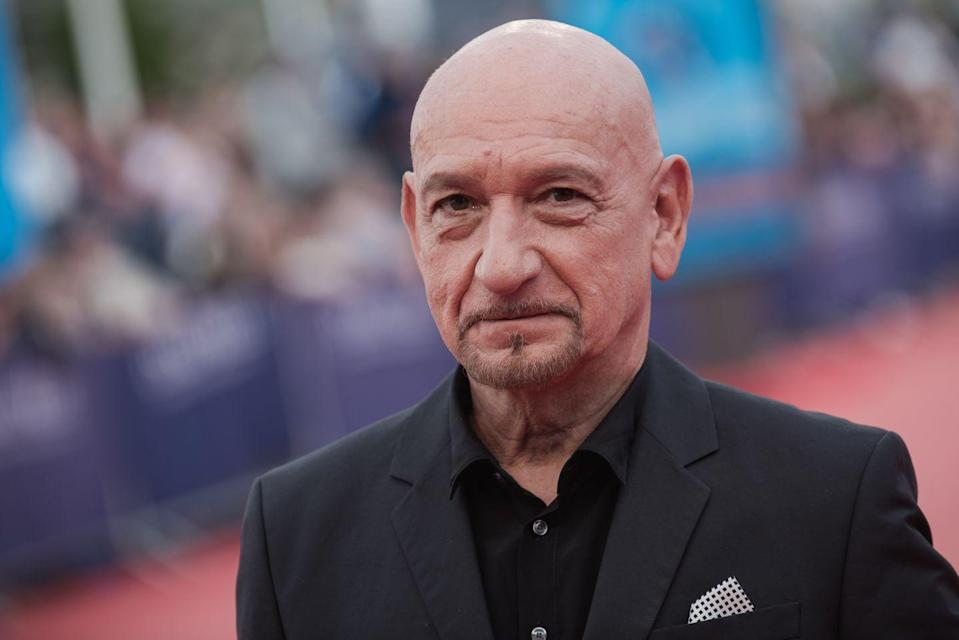 <p>Not too long after his most iconic role, the actor embraced the bald look and started growing facial hair instead. </p>