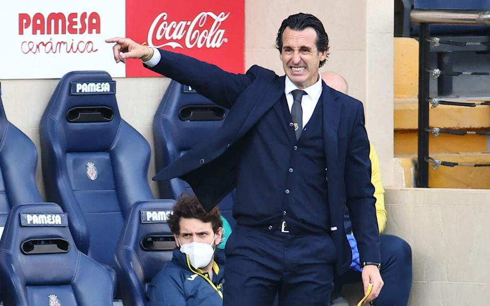 Can Unai Emery mastermind a symbolic win against his former club? - AFP